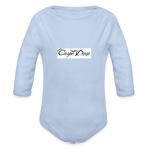 images - Body orgánico de manga larga para bebé