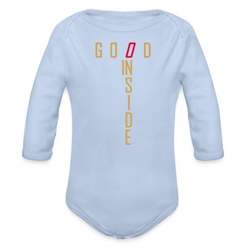 GOOD INSIDE - Organic Longsleeve Baby Bodysuit