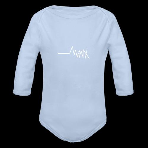 logo - Organic Longsleeve Baby Bodysuit