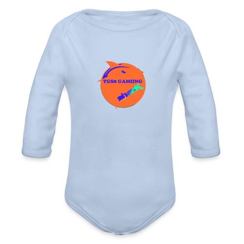 TGS8 NR2 - Økologisk langermet baby-body