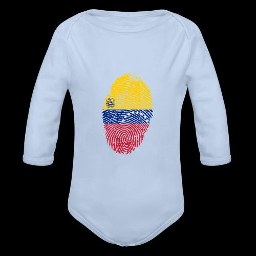 venezuela 653088 1920 - Body orgánico de manga larga para bebé