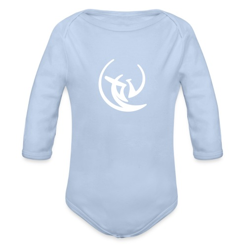 BCLogoSmall - Baby Bio-Langarm-Body