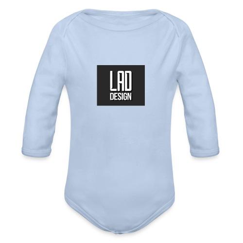 lad - Body bébé bio manches longues