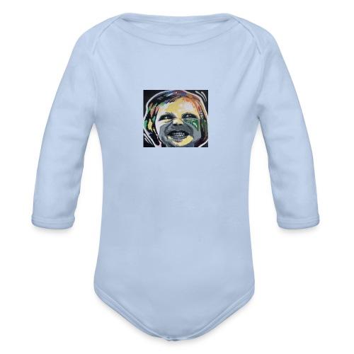 face - Baby Bio-Langarm-Body