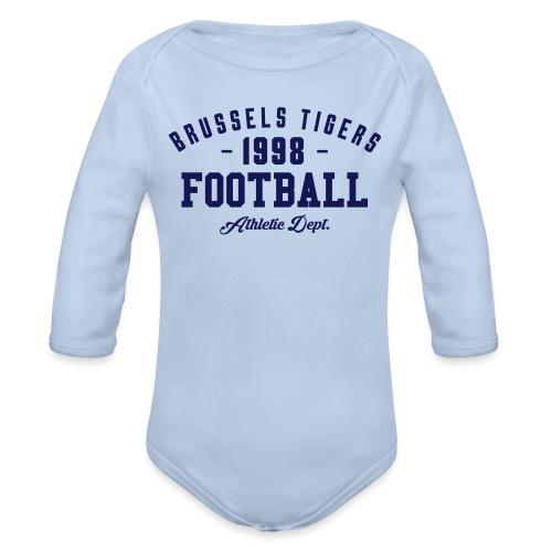 BrusselsTigersAthleticDep - Organic Longsleeve Baby Bodysuit