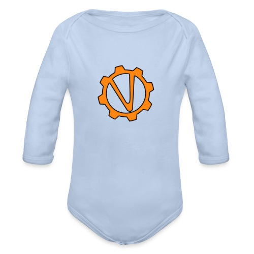 Geek Vault Merchandise - Organic Longsleeve Baby Bodysuit