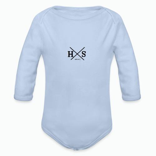 148751418967934 - Baby Bio-Langarm-Body