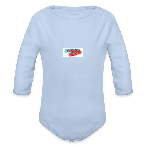 Anime DZ Shop - Organic Longsleeve Baby Bodysuit