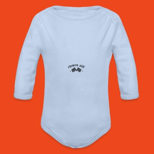 Camiseta Baseball unisex - Body orgánico de manga larga para bebé