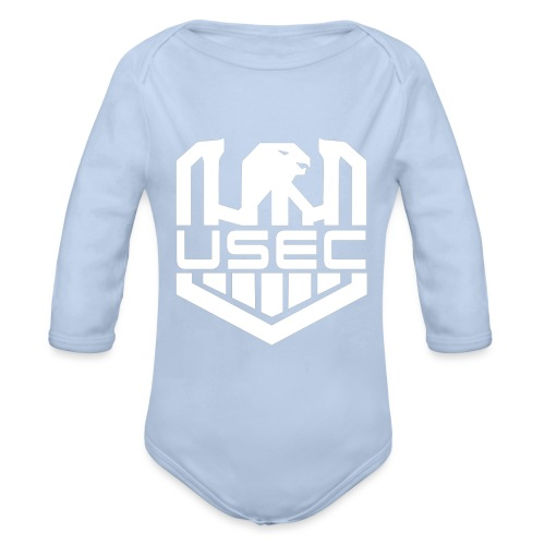 USEC - Body Bébé bio manches longues