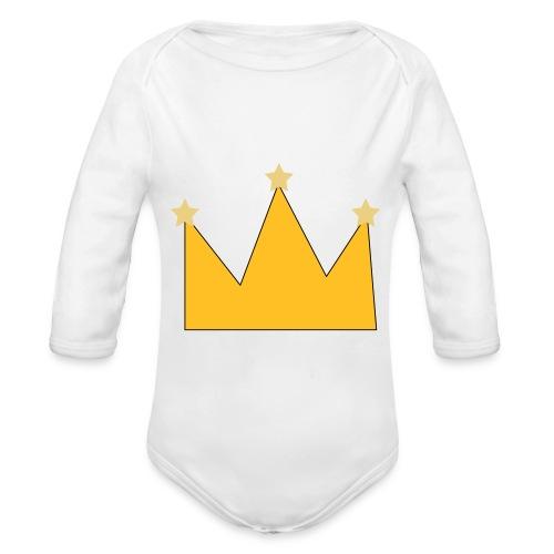 kroon - Body Bébé bio manches longues