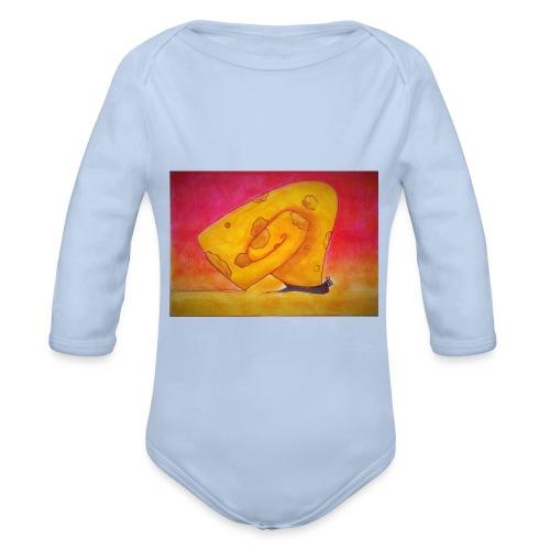 'Hope or Not' - Vauvan pitkähihainen luomu-body