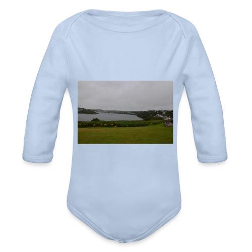 Irlanda - Body ecologico per neonato a manica lunga