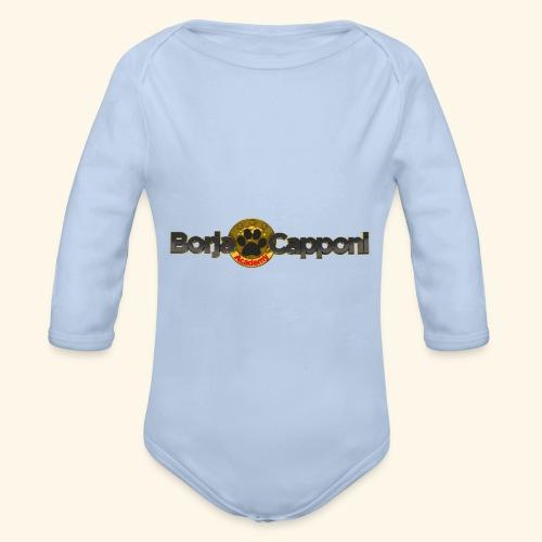 BCA New Logo DEFO Good color copia - Body orgánico de manga larga para bebé