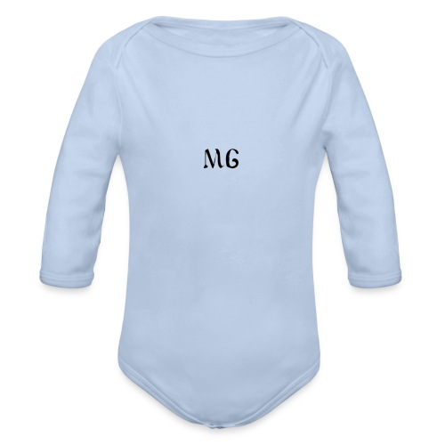 KingMG Merch - Organic Longsleeve Baby Bodysuit