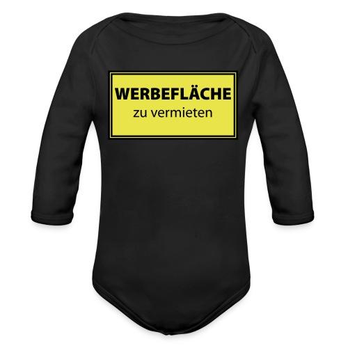 Werbeflaeche_pfade - Baby Bio-Langarm-Body