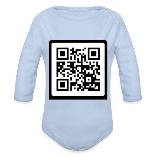 T SHIRT GAFFY DI QUALITÀ SUPERIORE DELLA MAGLIERIA - Body ecologico per neonato a manica lunga