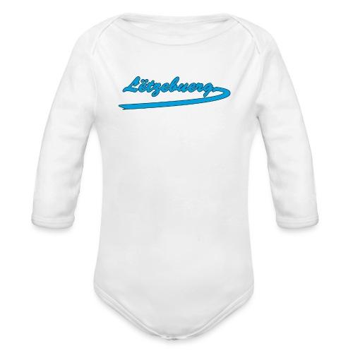 Athletic Letz - Baby Bio-Langarm-Body
