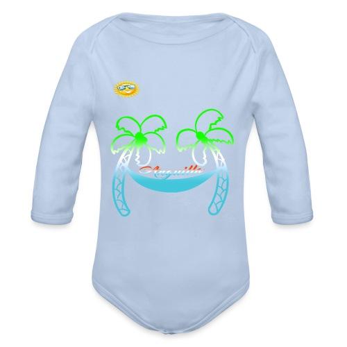 Anguilla - Organic Longsleeve Baby Bodysuit