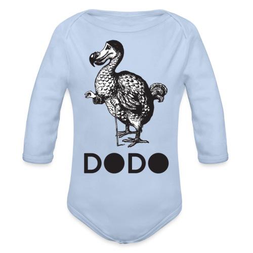 DODO TEES ALICE IN WONDERLAND - Body ecologico per neonato a manica lunga
