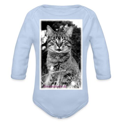 Tiger-Tom - Baby Bio-Langarm-Body
