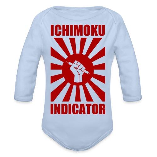 Ichimoku power - Body Bébé bio manches longues