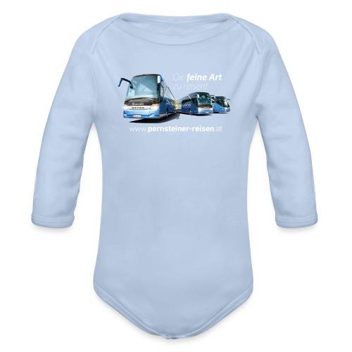 bussetshirtspreadshirt - Baby Bio-Langarm-Body