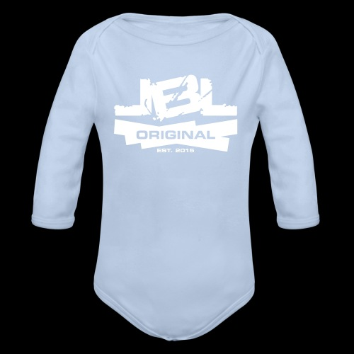 LBL Original white - Organic Longsleeve Baby Bodysuit