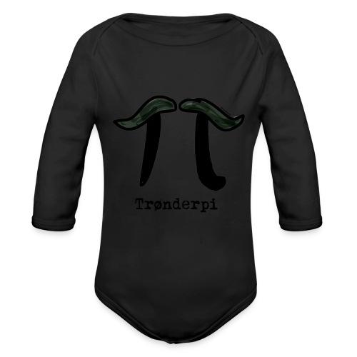 tronderpi png - Økologisk langermet baby-body