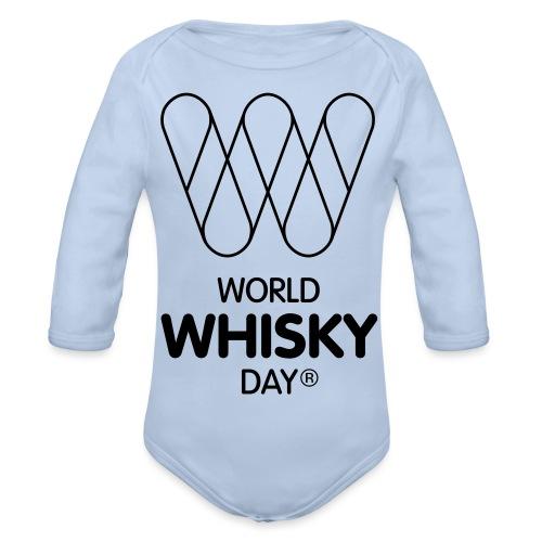 WWD logo - Organic Longsleeve Baby Bodysuit