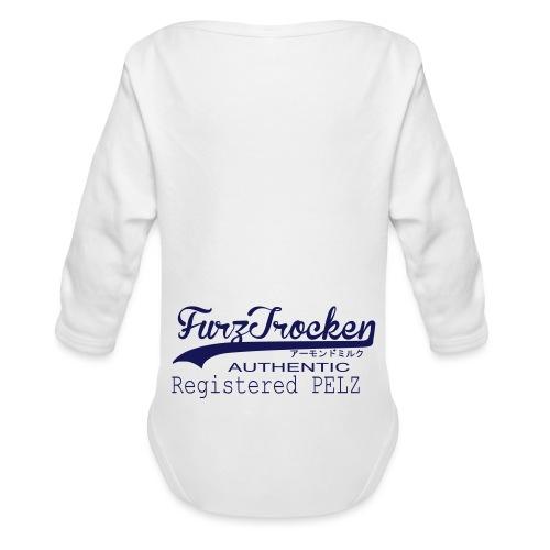 FurzTrocken - Baby Bio-Langarm-Body