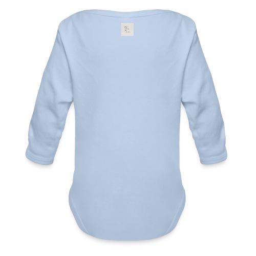 VV pic JPG - Organic Longsleeve Baby Bodysuit