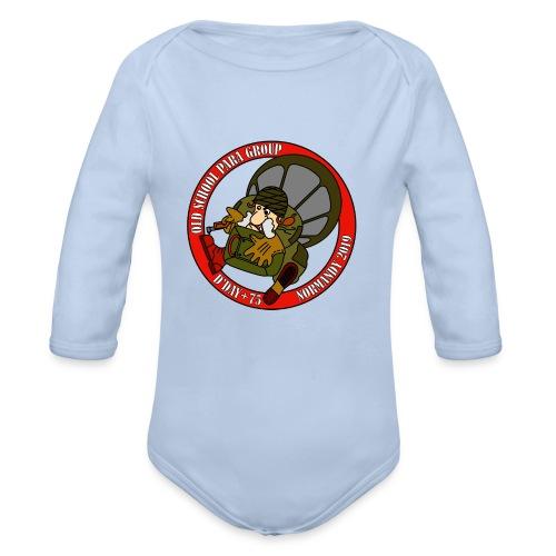 OSPG_DDAY2019 - Body Bébé bio manches longues