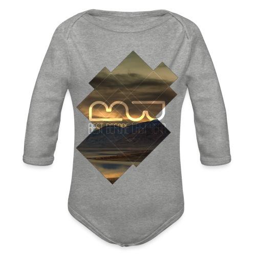 Women's shirt Album Cover - Organic Longsleeve Baby Bodysuit