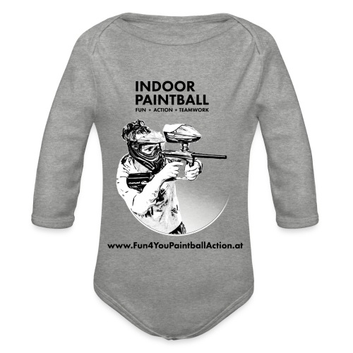 Fun4You T shirts - Baby Bio-Langarm-Body