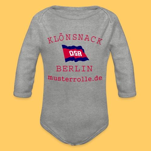 KiB-Logo-gif - Baby Bio-Langarm-Body