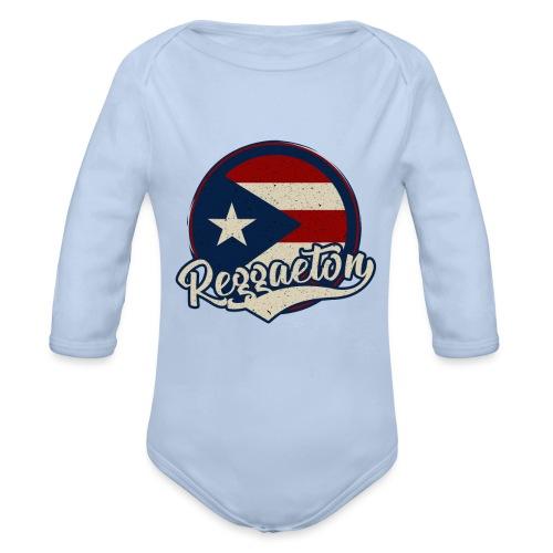 Reggaeton Music - Puerto Rico - Baby Bio-Langarm-Body