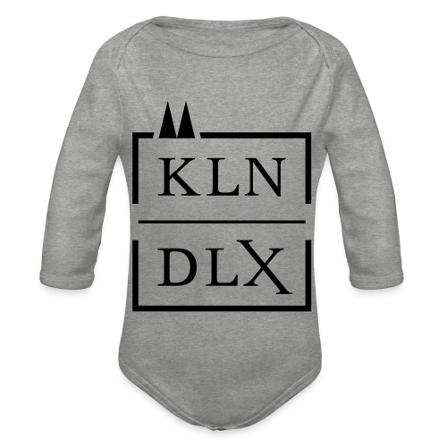 Köln Deluxe - Baby Bio-Langarm-Body