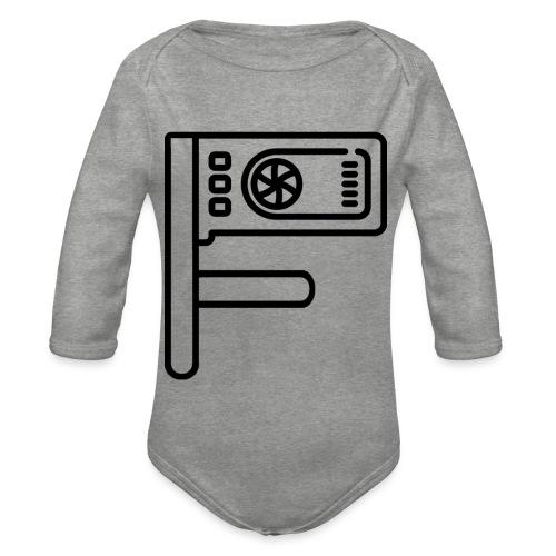 Logo Floewtech - Organic Longsleeve Baby Bodysuit