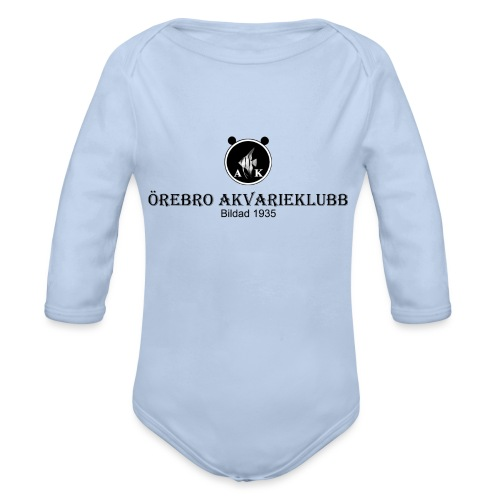 Nyloggatext1 - Ekologisk långärmad babybody
