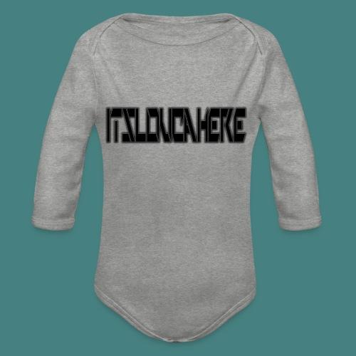 pillowcase - Organic Longsleeve Baby Bodysuit