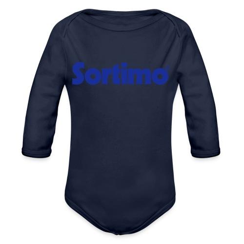 Sortimo - Ekologisk långärmad babybody