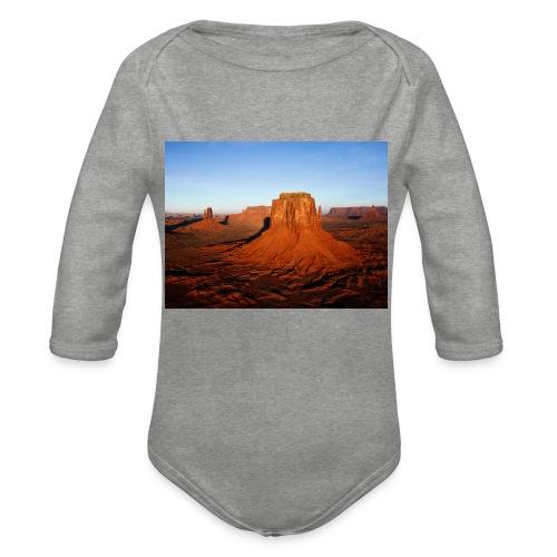 Desert - Body Bébé bio manches longues