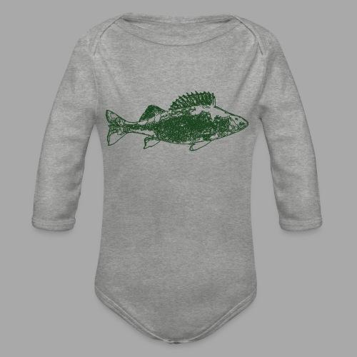 Perch - Vauvan pitkähihainen luomu-body