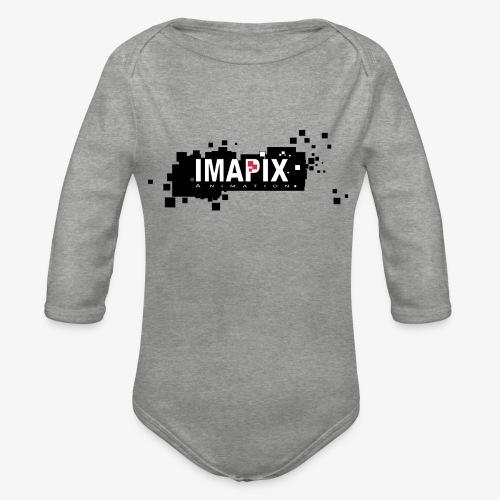 IMAPIX ANIMATION Rectro02 - Body Bébé bio manches longues