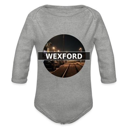 Wexford - Organic Longsleeve Baby Bodysuit