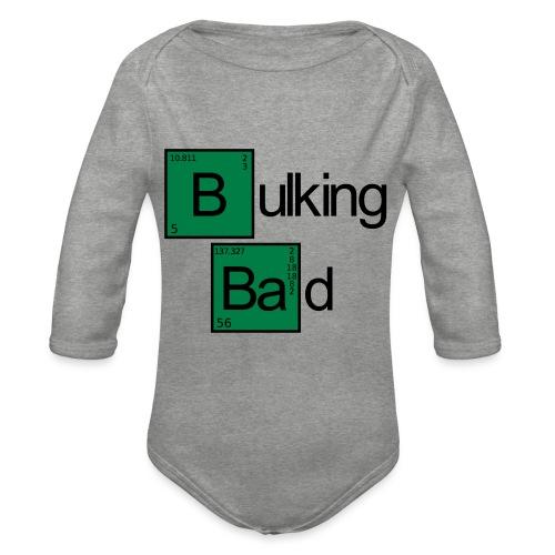 Bulking Bad - Baby Bio-Langarm-Body