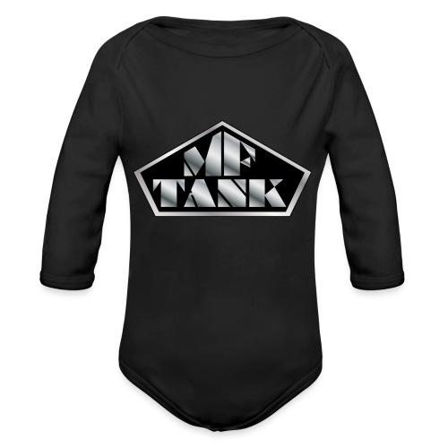 MFTANK FAN GOODY - Baby Bio-Langarm-Body