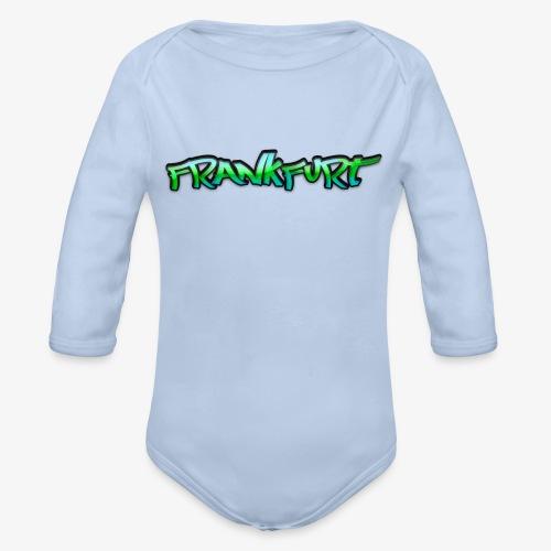 Gangster Frankfurt - Baby Bio-Langarm-Body
