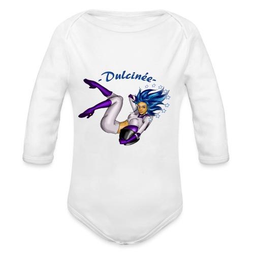 Dulcinée - Body Bébé bio manches longues